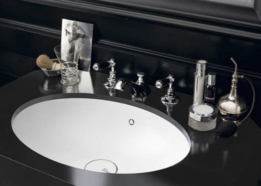 Banyo, genel wc ve lavabo tezgahı için Corian lavabo modelleri ve fiyatları.