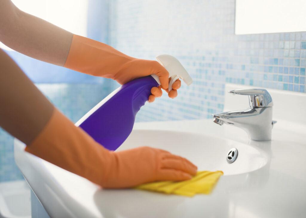 Corian lavabo temizliği nasıl yapılır? Akrilik lavabo temizliği nasıl yapılır? hakkında bilgiler.