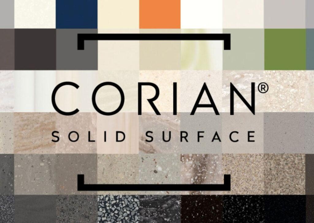 Mutfak tezgahı ve banyo tezgahı için akrilik Corian renkleri.