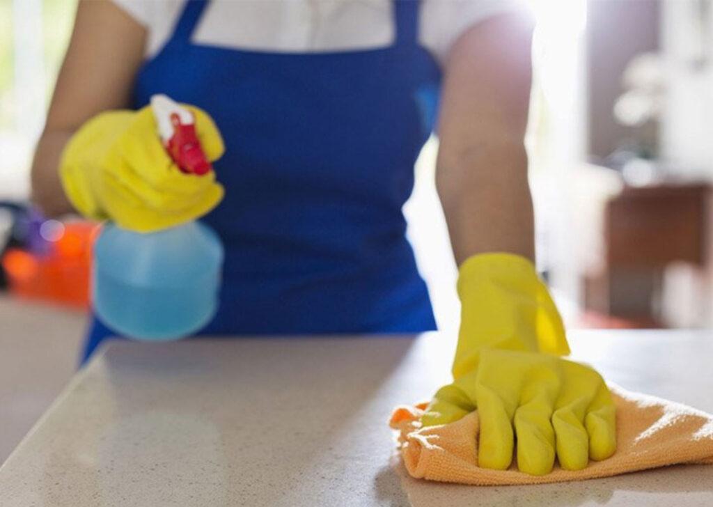 Corian tezgah temizliği nasıl yapılır? Akrilik tezgah temizliği nasıl yapılır? hakkında bilgiler.