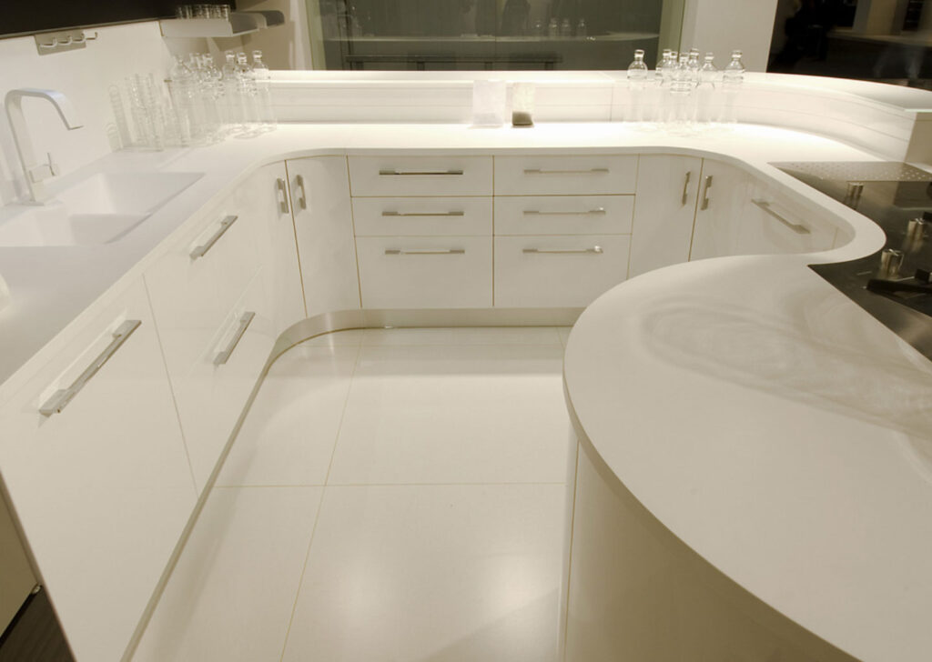 Mutfak Tezgahı Tasarımı
