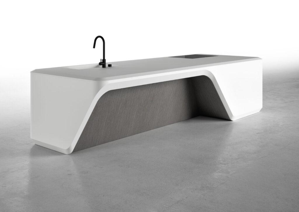 Corian Tezgah - Corian Design
